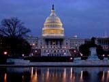 Image: U.S. Capitol at Dusk