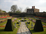 Hampton Court Garden by Squadron56, Photography->Landscape gallery