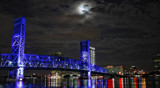 Moonlit Mainstreet by tweir, Photography->Bridges gallery