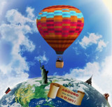 Around the World in 80 Days by mesmerized, photography->manipulation gallery