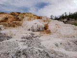 Mammoth Springs by Pistos, photography->nature gallery