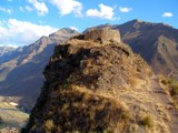 Ruins of Pisac by louisianian, Photography->Castles/Ruins gallery