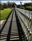 Railway Railings by Dunstickin, photography->architecture gallery