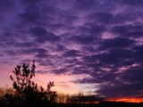 Purple Set by imbusion, Photography->Sunset/Rise gallery