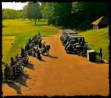 Waiting for Golfers by mesmerized, photography->general gallery