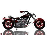 HellChopper - Super Vee by Jhihmoac, illustrations->digital gallery