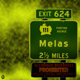 AU Road Signs - Exit 624 by Jhihmoac, illustrations->digital gallery