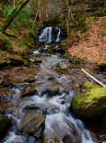 Wharnley Burn by biffobear, photography->waterfalls gallery