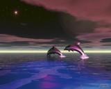 A Midnight Swim by MrXwild, Computer->3D gallery