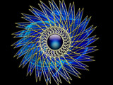 Sonic by vulpinenynja, Abstract->Fractal gallery