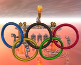 Olympic Games - Final by PuMa, computer->3d gallery