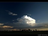 Storm Cell by Delusionist, Photography->Skies gallery