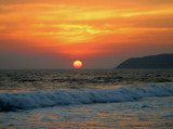 a sunset in zihuatanejo by jeenie11, Photography->Sunset/Rise gallery