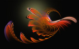 Harvest Angel by tealeaves, Abstract->Fractal gallery