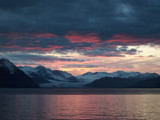 Glacier Sunset by gitargr8, Photography->Mountains gallery