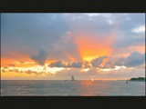 Squalls out on the gulfstream by bayoubooger, Photography->Sunset/Rise gallery