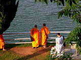 Monk by the Dam by feelcool, Photography->People gallery