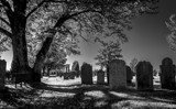 Graveyard Shift by Eubeen, contests->b/w challenge gallery