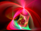 Crystal Rose by jswgpb, abstract gallery