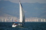 Enjoying wind and sea by elektronist, photography->boats gallery