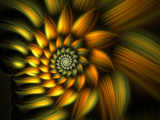 Fall Flower by razorjack51, Abstract->Fractal gallery