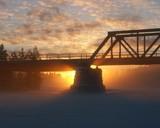 Railway bridge by samarn, Photography->Bridges gallery
