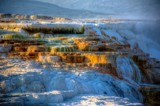 Mammoth Hot Springs by gr8fulted, photography->landscape gallery