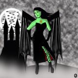 Countess Madalaine by Jhihmoac, illustrations->digital gallery