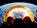 Saturn Rocket Interstage Expulsion (Apollo VI) by degaboh, space gallery