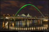 Millennium bridge & the Sage Newcastle by Leahcim_62, Photography->City gallery