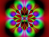 Fractal Flower by CK1215, Abstract->Fractal gallery