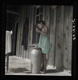 Girl Butter making 1935-1942 by rvdb, photography->manipulation gallery