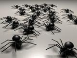 Creepy Wall Crawlers by rabagojason, Computer->3D gallery