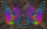 Rainbows Revenge - Warriors of the Rainbow Seediq Bale by Flmngseabass, abstract gallery