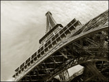 the eccentric eiffel by kursed, Photography->Architecture gallery