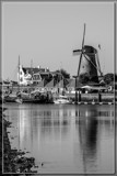 Waterfront Mill by corngrowth, contests->b/w challenge gallery