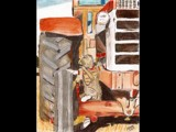Orange Jungle-Gym (Tractor) by Eventualyeti, illustrations gallery