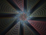 Shooting Star Energy Vibes by toamusehera, abstract->fractal gallery