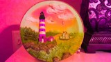 THE LIGHTHOUSE PLATE by galaxygirl1, photography->manipulation gallery