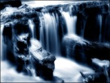 Steady as she Flows by mayne, Photography->Waterfalls gallery