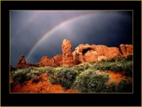 A  Rainbow  for  Arches by snapshooter87, Photography->Landscape gallery