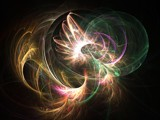 Cosmic Celebration by razorjack51, Abstract->Fractal gallery