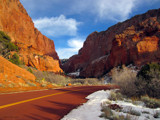 Kolob Canyon Winter II by nmsmith, photography->landscape gallery