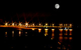 Arcachon Night Time by Heroictitof, Photography->Shorelines gallery