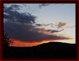 Fire on the Hilltop by ccmerino, Photography->Sunset/Rise gallery