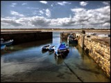 Beadnell Harbour by Dunstickin, photography->shorelines gallery