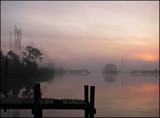 April Morning Fog by allisontaylor, Photography->Sunset/Rise gallery