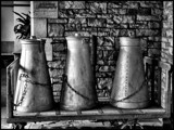 Milk Churns... by Dunstickin, photography->general gallery