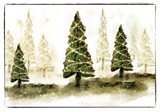 Christmas Tree Forest by bfrank, holidays->christmas gallery