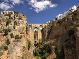 Gorge of Ronda, Andalusia by ekowalska, Photography->Bridges gallery